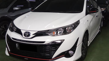 2018 Toyota Yaris TRD - Automatic White Special Condition KM 7000 (s-0)