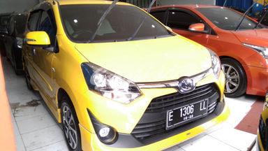 2017 Toyota Agya TRD - Mulus Siap Pakai
