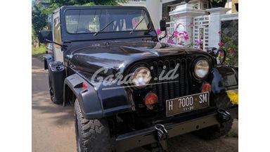 1980 Jeep CJ AMC - Kondisi masih orisinil