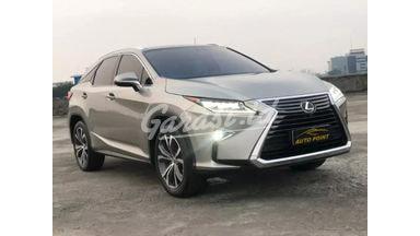 2019 Lexus RX 300 Luxury 2.0 ATPM - Bekas Berkualitas