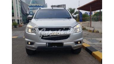 2013 Chevrolet Trailblazer Ltz - Harga Nego