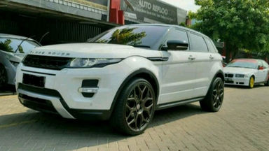 2012 Land Rover Range Rover EVOQUE - Terawat