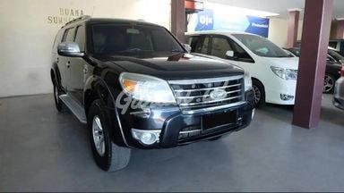 2012 Ford New Everest 2.5 L XLT - Mulus Langsung Pakai Semua Masih Ori No PR