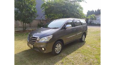 2013 Toyota Kijang Innova G - Like New Tdp Rendah