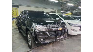 2018 Chevrolet Trailblazer LTZ - Langsung Tancap Gas