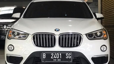 2017 BMW X1 Xline - Low Km Like New