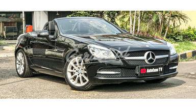 2013 Mercedes Benz Slk 200 Cabriolet
