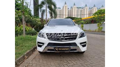2014 Mercedes Benz M-Class ML400 AMG
