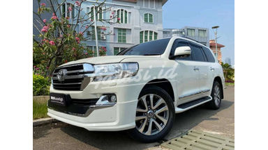 2011 Toyota Land Cruiser ZX