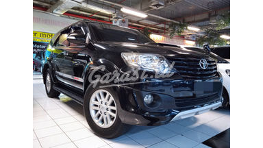 2013 Toyota Fortuner G trd vnt