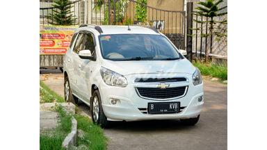2015 Chevrolet Spin LTZ