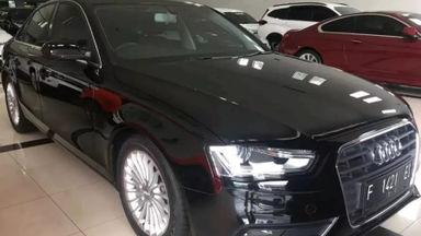 2013 Audi A4 A4 - Surat Lengkap