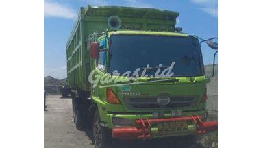 2012 Hino Dump Truck FM 260 JD