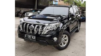 2014 Toyota Land Cruiser PRADO TX Limited 4x4 - Bekas Berkualitas