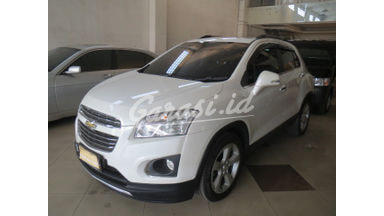 2016 Chevrolet Trax ltz - Dijual Cepat