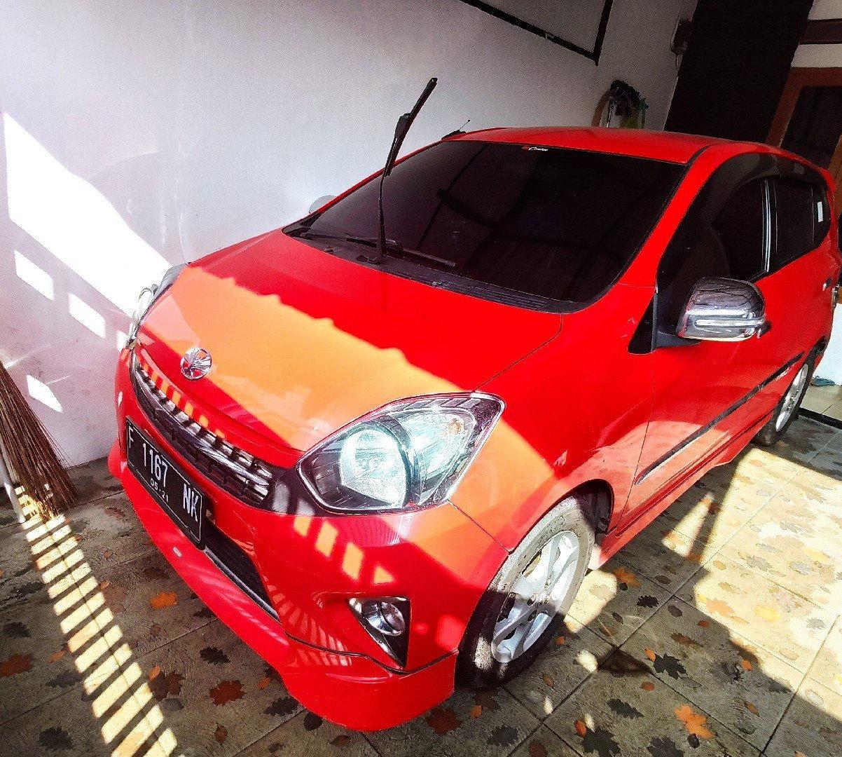 2016 Toyota Agya S TRD Sportivo