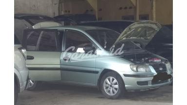 2001 Hyundai Matrix MT