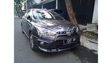 2014 Toyota Yaris TRD Sportivo