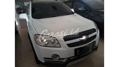 2011 Chevrolet Captiva at - Siap Pakai