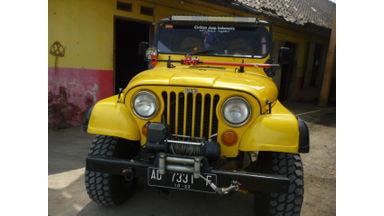 1982 Jeep CJ 7 - Terawat Siap Pakai
