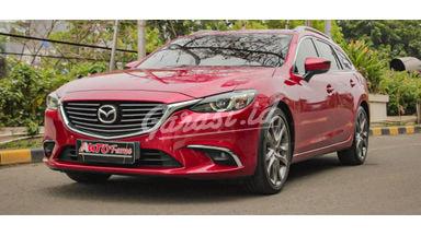 2018 Mazda 6 Estate Wagon - Mobil Pilihan