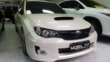 2013 Subaru Impreza WRX - Jarang Pakai
