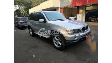 2001 BMW X5 3.0 - Rawatan istimewa siap pakai