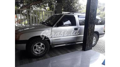 2005 Chevrolet Blazer GT - Siap pakai surat lengkap