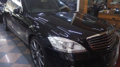 2007 Mercedes Benz S-Class s500 - Barang Bagus Siap Pakai