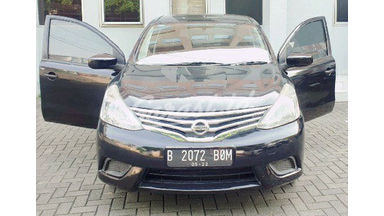 2017 Nissan Grand Livina SV - Jual Murah