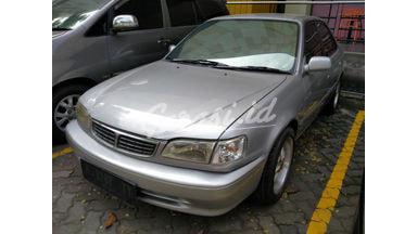 2001 Toyota Corolla SEG - Terawat Siap Pakai
