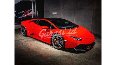 2015 Lamborghini Huracan LP610-4 - Top Condition