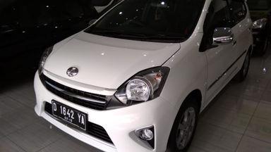 Jual Mobil Bekas 2014 Toyota Agya G 1 0 Mt Kota Bandung 00cq654