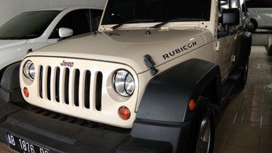 2011 Jeep Wrangler - Siap Pakai Mulus Banget
