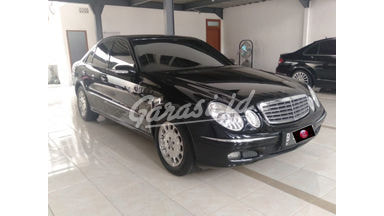 2005 Mercedes Benz E-Class E280 - good condition