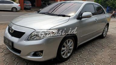 2008 Toyota Corolla Altis V