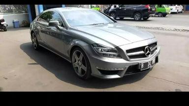 2012 Mercedes Benz CLS AMG - Istimewa, Low KM