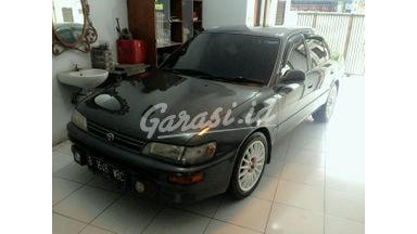 1993 Toyota Corolla SE G - Istimewa Siap Pakai