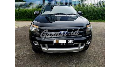 2014 Ford Ranger WILDTRACK 4X4 - Bekas Berkualitas