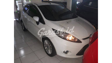 2010 Ford Fiesta mt - Good Condition