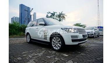 2013 Land Rover Range Rover Vogue 4.4 SDV8
