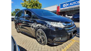 2016 Honda Odyssey Prestige
