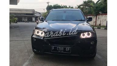 2014 BMW X3 at - Bekas Berkualitas