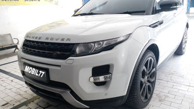 2013 Land Rover Range Rover Vogue Dynamic Luxury - Good Condition