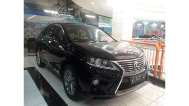 2013 Lexus RX L PREM - Kondisi Ok & Terawat