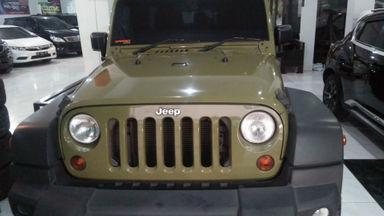 2013 Jeep Wrangler Unlimited Jk Sport - Good Condition, siap pakai
