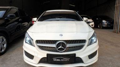 2015 Mercedes Benz CLA-Class cla 200 - Like New Simulasi Kredit Tersedia