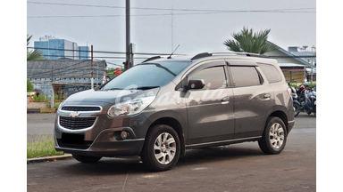 2013 Chevrolet Spin Ltz