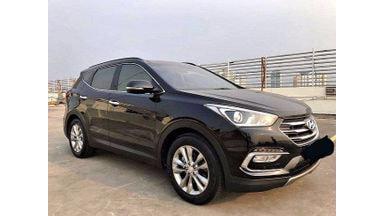 2016 Hyundai Santa Fe at - Siap Pakai
