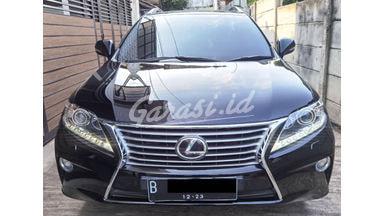 2013 Lexus RX RX270 - BAGUS & TeRawat